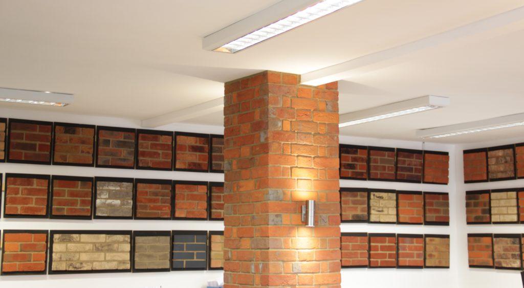 Brick Showroom
