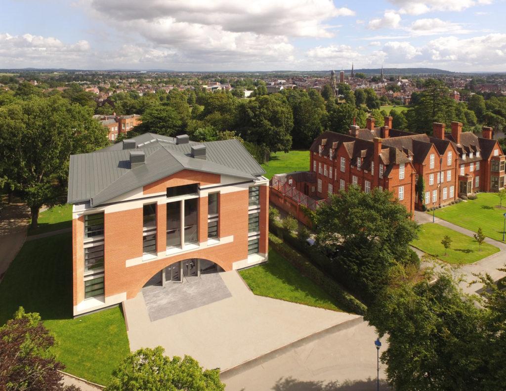 Hodgson Hall - Shrewsbury School