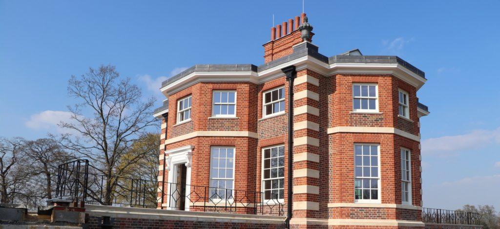 Hampton Court Pavilion historic renovation