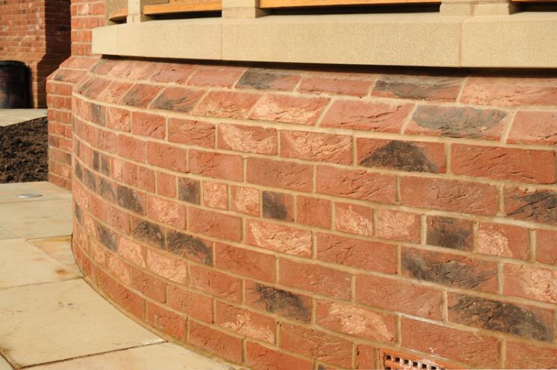 Brick specials refaced