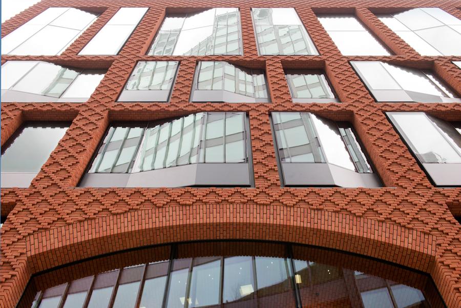Brick specials and brick arches