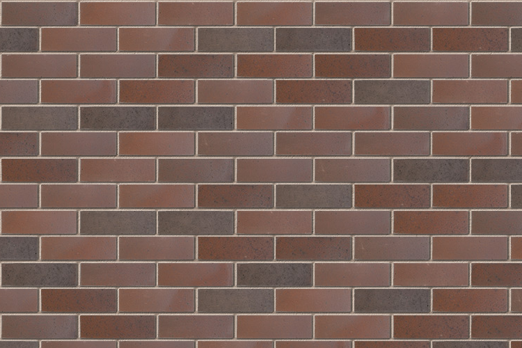 Engineering bricks brown