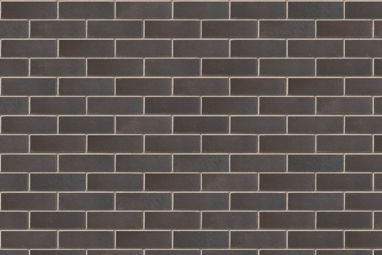 Engineering bricks brown wall