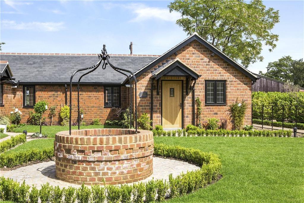 Cottage bespoke home brick match