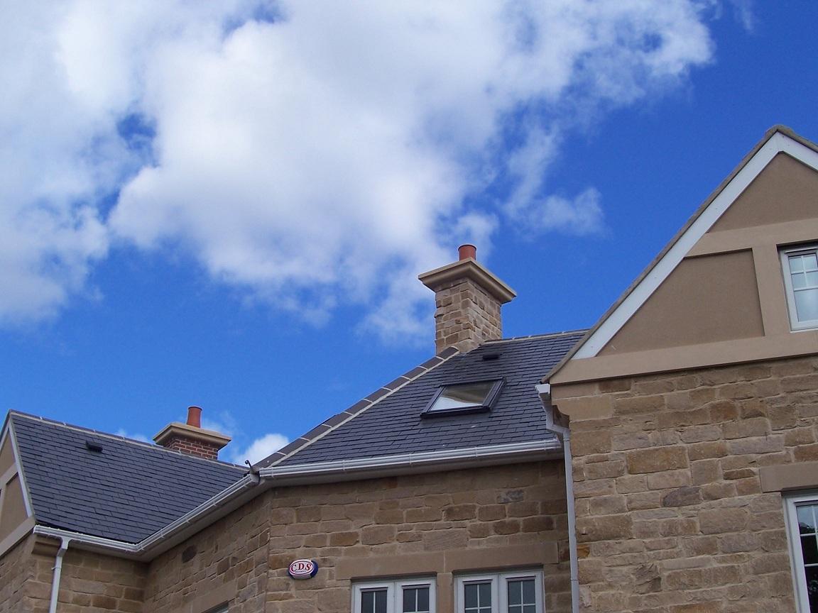 Prefabricated chimneys