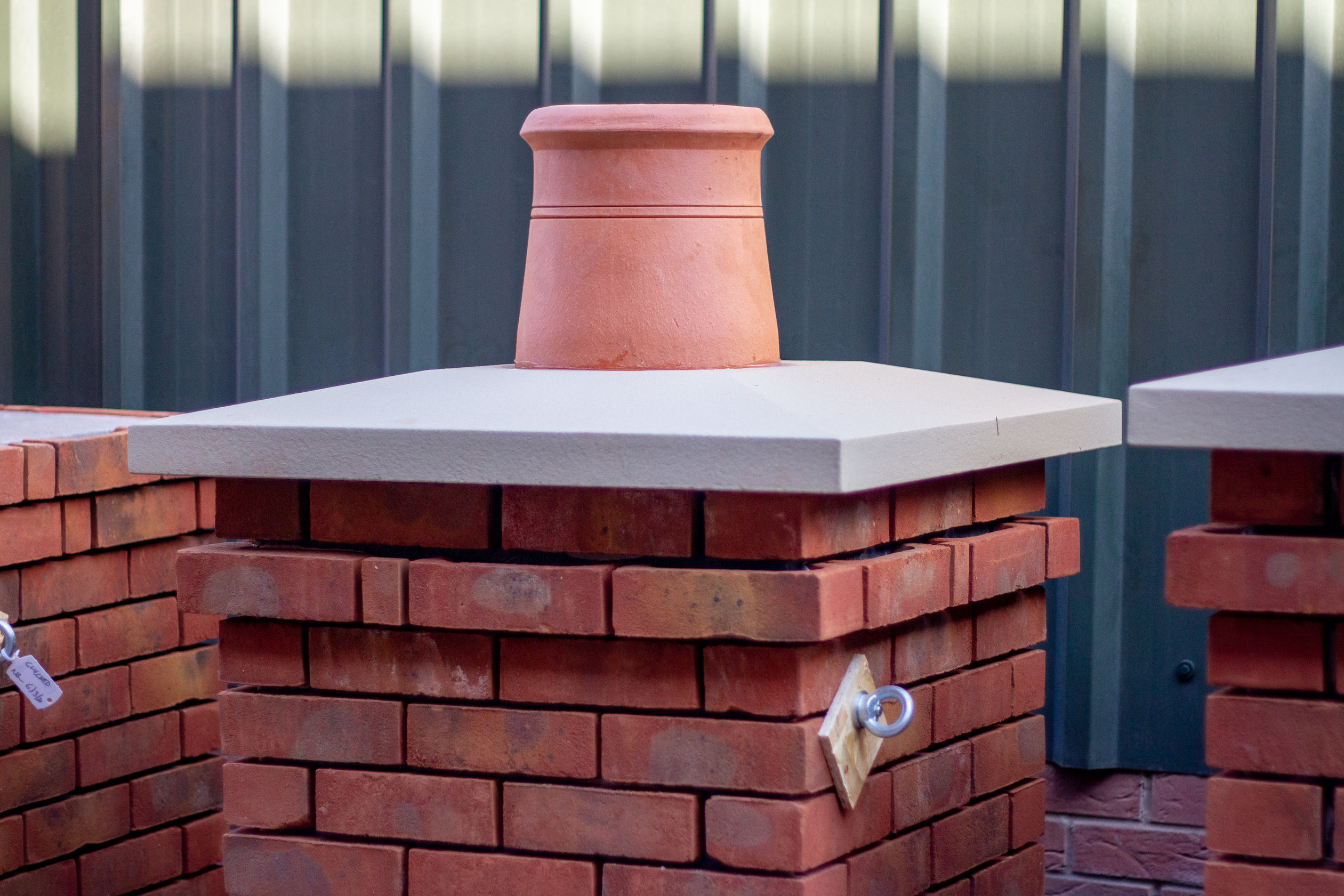 Prefabricated Chimney Capping