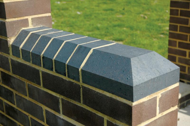 Brick copings