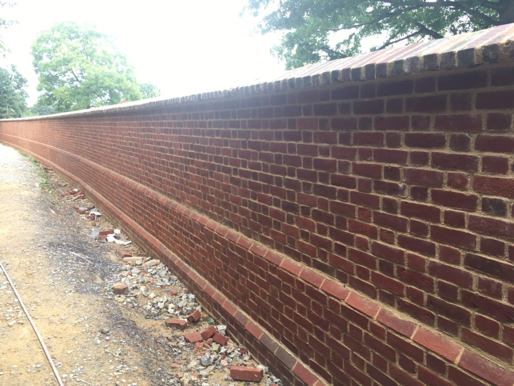 Basildon Wall Bricks and Copings