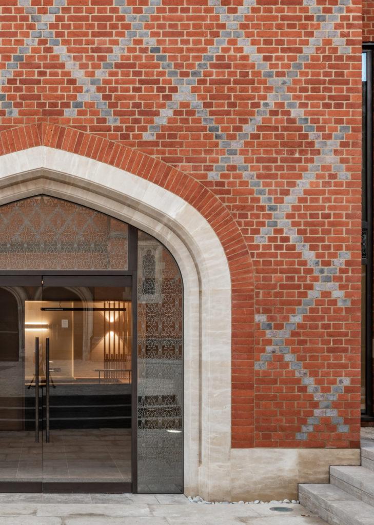 Eton College Visitor Entrance