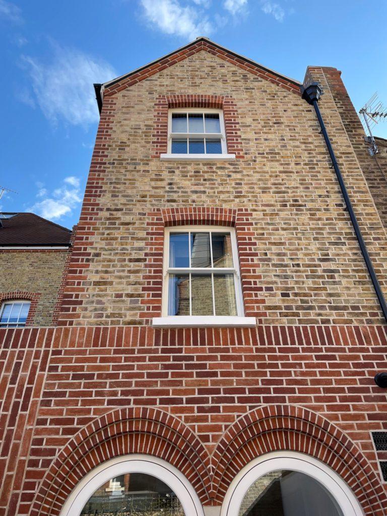 Pre-fabricated Elliptical Brick Arches