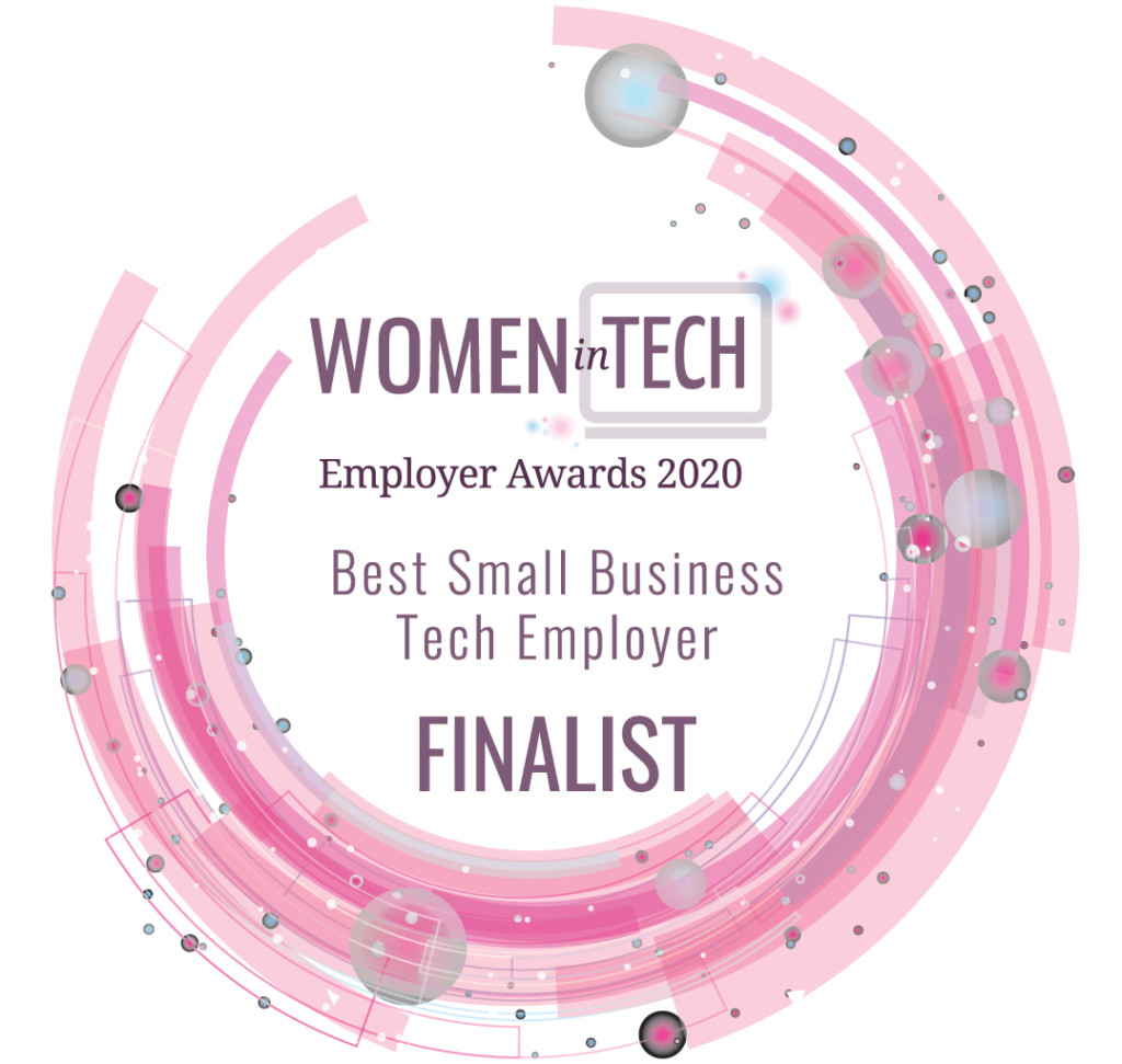 FeedStock nominated for Women in Tech's Employer Awards 2020