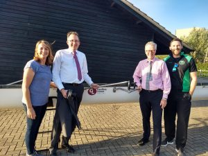 MK Rowing Club boat image
