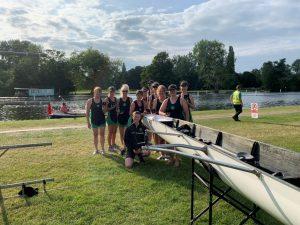 MK Rowing Club Women's Eight