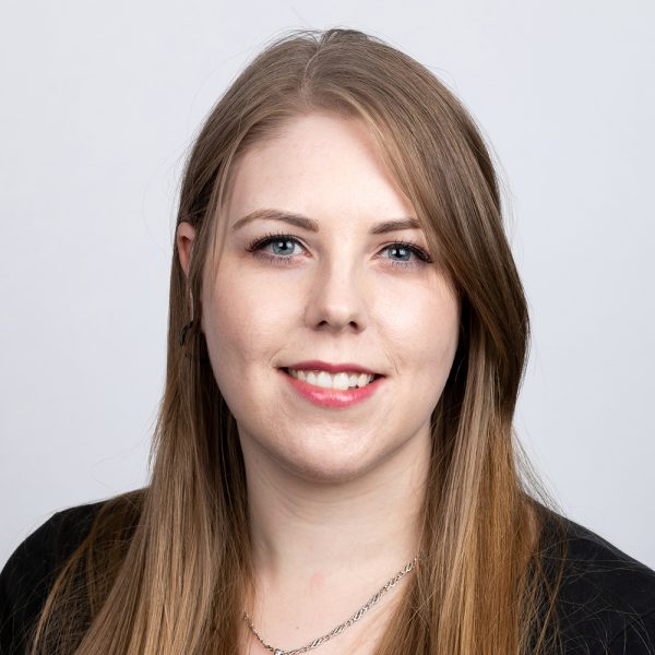 Amber Mason, Accounts Manager